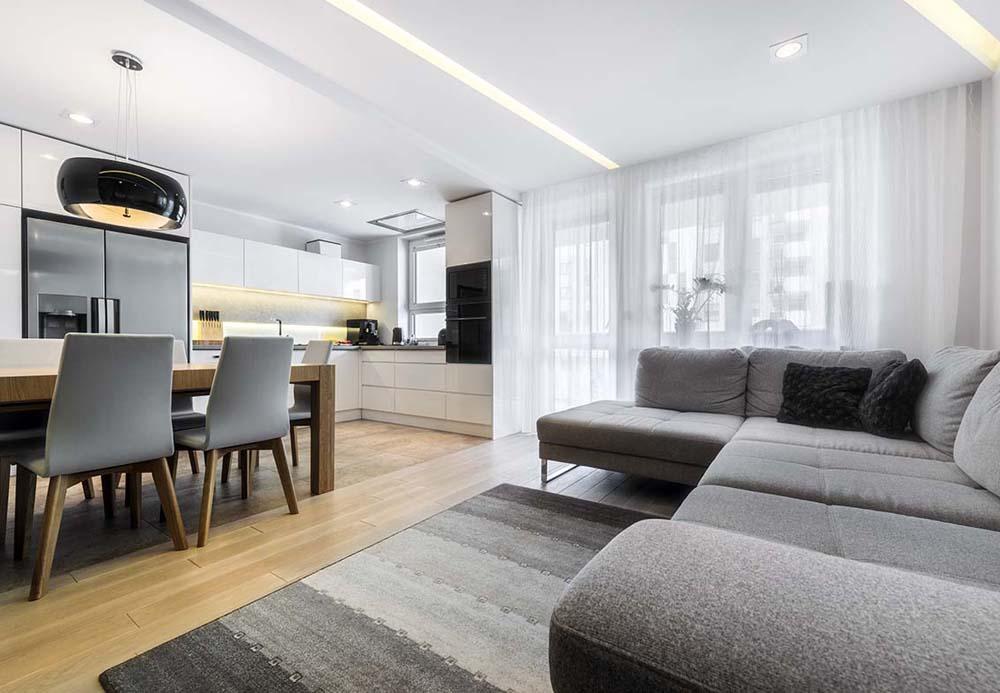 簡約素雅/居家室內設計