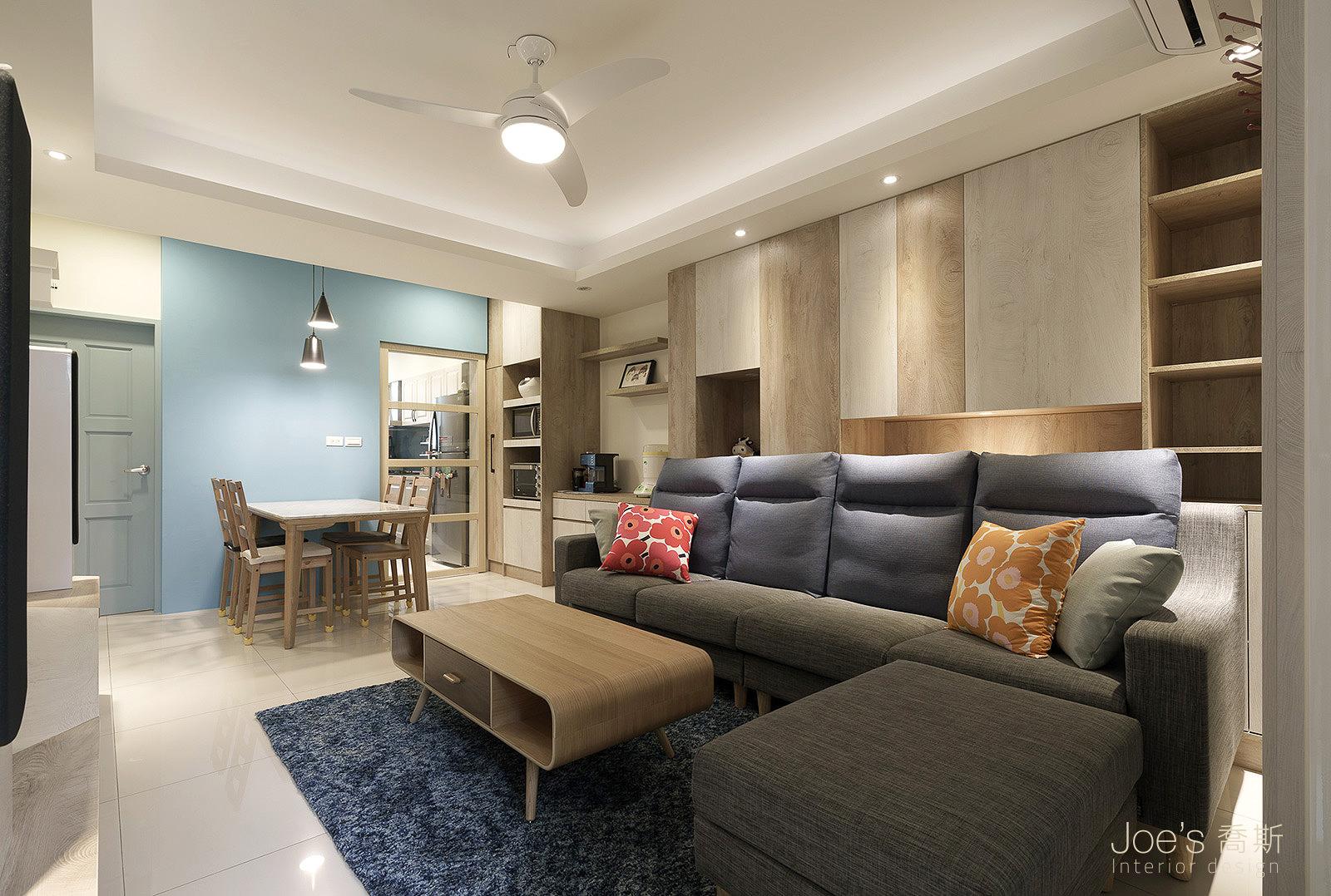 老屋翻新,台南室內設計,空間規劃,系統家具,廚房設計