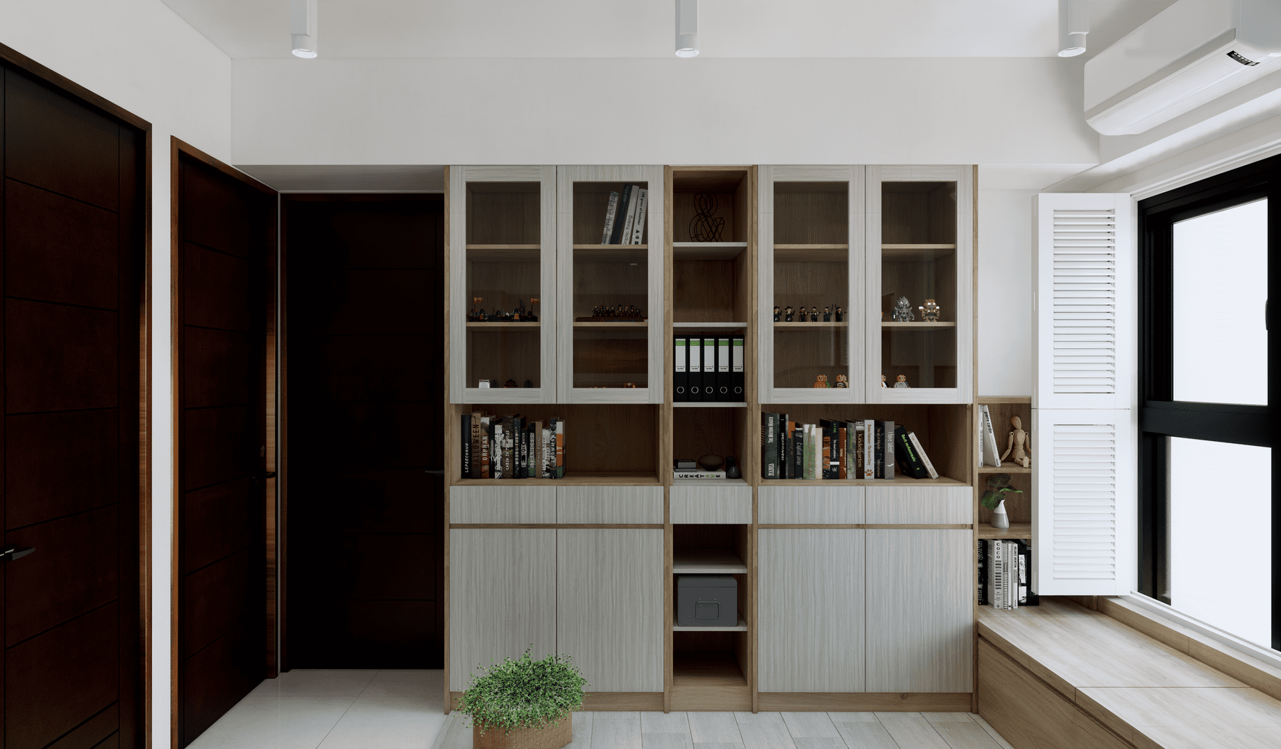 住宅空間-客廳