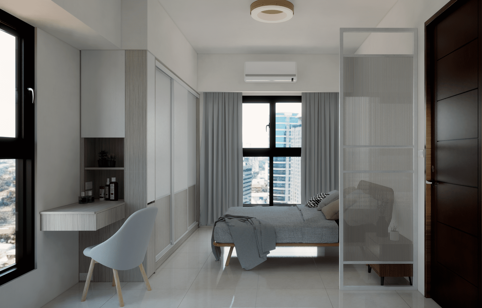住宅空間-臥室