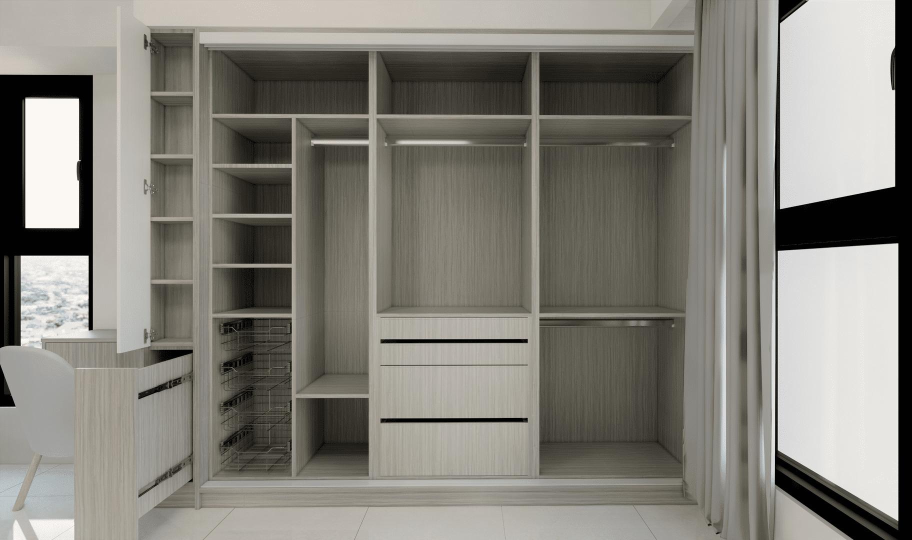 住宅空間-空間收納