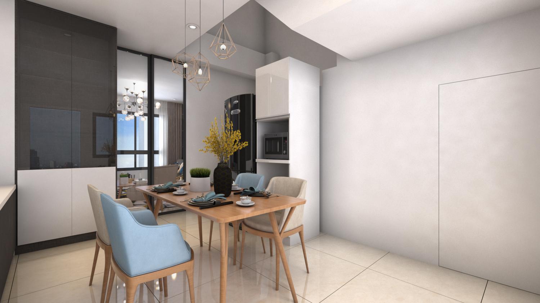 住宅空間-餐廳