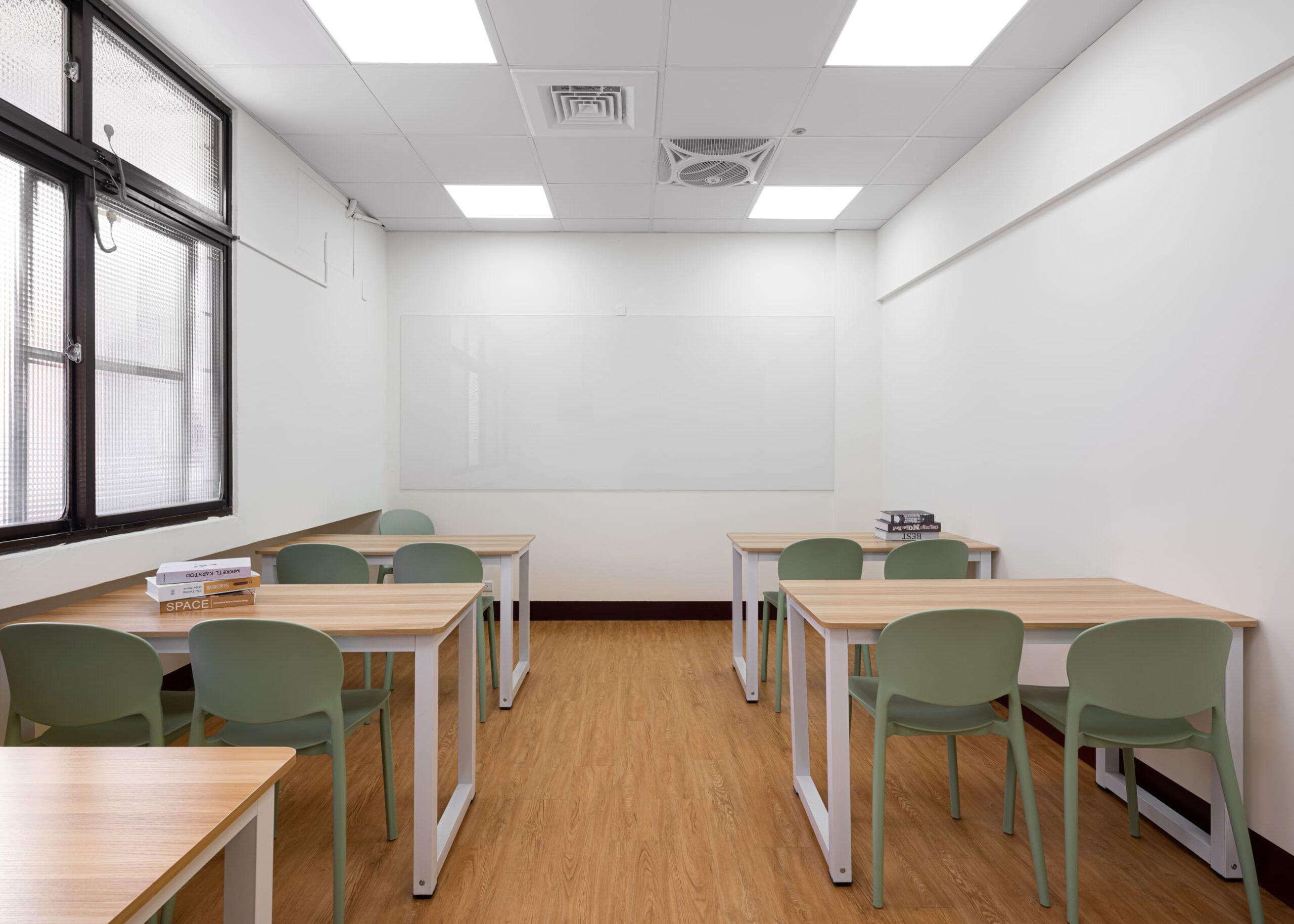 DBG語言教育機構-教室