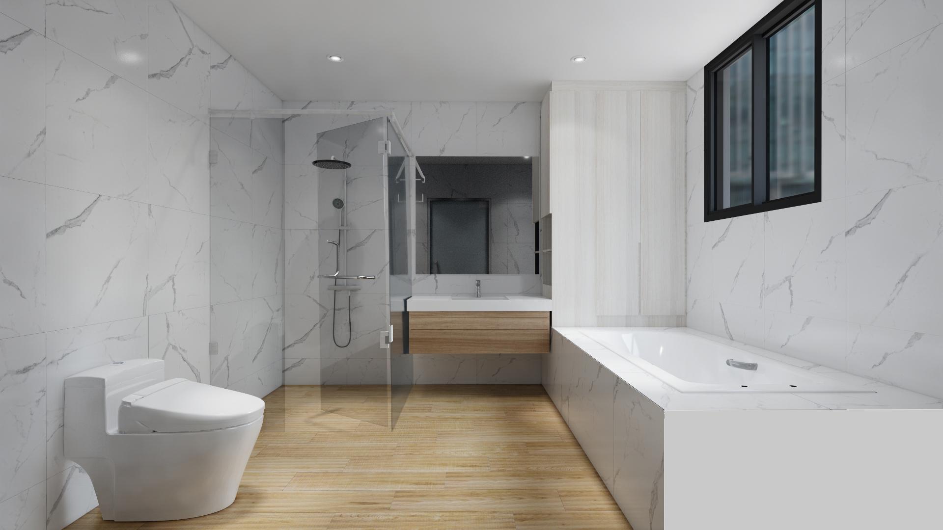 住宅空間-衛浴